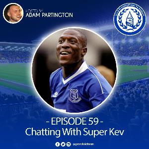 Chatting With Kevin Campbell