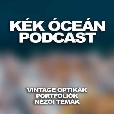 Mitől lesz jó egy fotós portfólió? | Kék Óceán Podcast #47