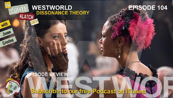 WW - Westworld Season 1 Ep4 Review - Westworld