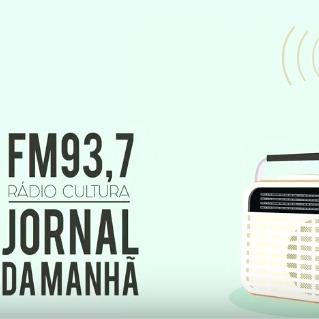 Ouça o Jornal da Manhã desta sexta-feira, 25.01.2019
