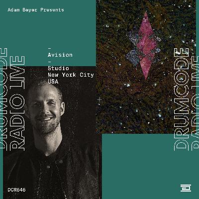 DCR546 – Drumcode Radio Live – Avision Studio Mix recorded in New York City