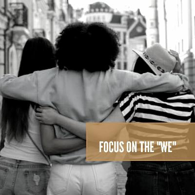 We&You | Focus On The We | Jan. 8, 2021
