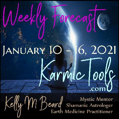 Jan 10 - 16, 2021 KarmicTools Weekly Forecast