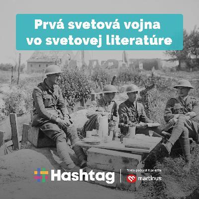 #Literatúra - Prvá svetová vojna v svetovej literatúre