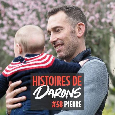 Pierre, papa gay, a eu un bébé avec une amie