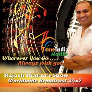 Rajinder Krishan: The man behind iconic lyrics – Rajesh Thakur's Tune India Radio Classic Show