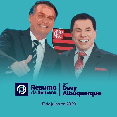 RESUMO DA SEMANA - SBT bate recorde e ultrapassa Ibope da Rede Globo