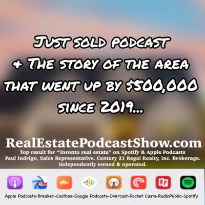 Episode 316: Mid Year Sold Reports for Toronto and GTA are ready ✅