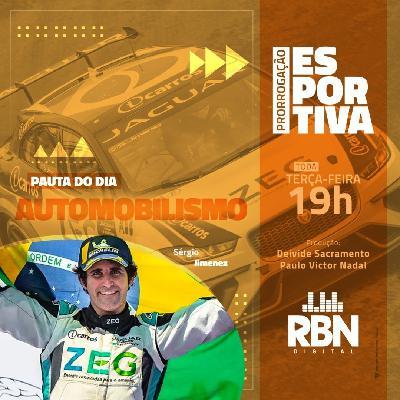 Prorrogação Esportiva #20 Automobilismo
