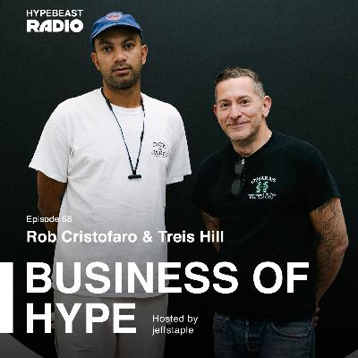 Rob Cristofaro and Treis Hill of Alife