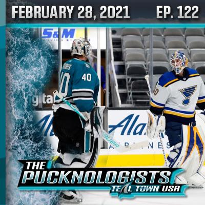 Erik Karlsson Returns, Goalies vs Defense, Time To Rebuild - The Pucknologists 122