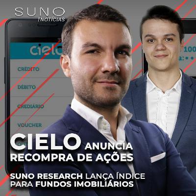 Cielo (CIEL3) anuncia recompra de ações, Itaú (ITUB4) vs XP: segundo round