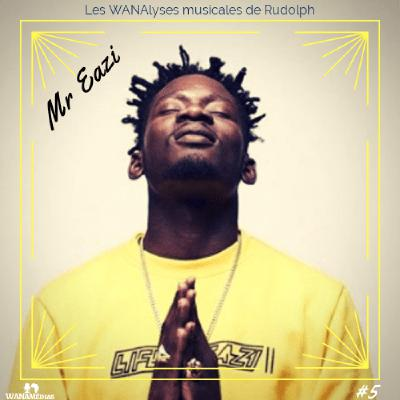 Mr Eazi : artiste et entrepreneur d'exception