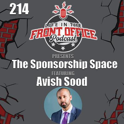 The Sponsorship Space with Avish Sood, Brand Manager at Clorox