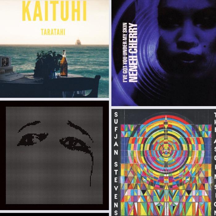 Top 10 des sorties d'albums du 25/09/20 pop/folk/rock/electro/jazz/funk/soul #104
