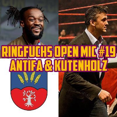 Ringfuchs Open Mic #19 – Antifa & Kutenholz