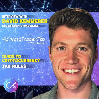 📒Guide To Cryptocurrency Tax Rules (w David Kemmerer & Constantin Kogan)