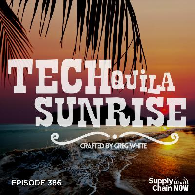 """""""The Dawn of a New Day: TECHquila Sunrise with Greg White"""""""