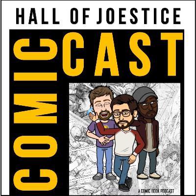 Justice League, Pt. 1