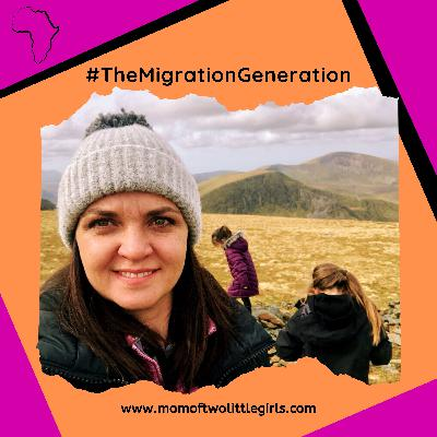 1. The Migration Generation Podcast - My Story by Carly Crawford