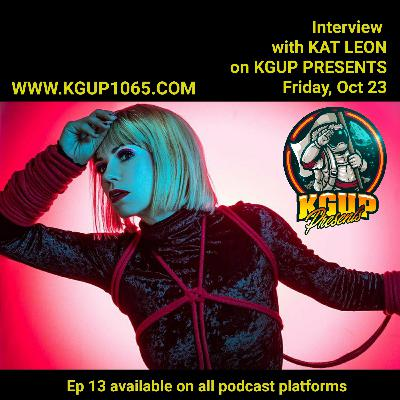 Interview with Kat Leon, Ep 13