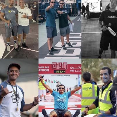 Omar Al-Sharhan and Mahdi Al-Own discuss: gyms opening post lockdown and the rules, taking a knee in sports, the rise of Saudi Arabia in CrossFit, politics and sport, crybaby referees, Government involvement in leagues, Kuwait's top athletes