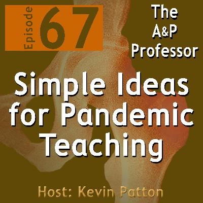 Simple Ideas for Pandemic Teaching | TAPP 67