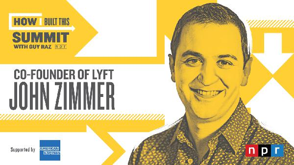 Lyft's John Zimmer At The HIBT Summit