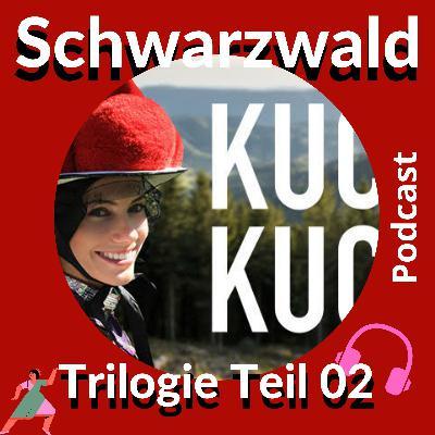 #17: Schwarzwald Trilogie Teil 02 - ein Reise-Podcast von Peter von Stamm