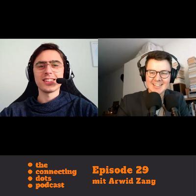 #29: Arwid Zang, wie machst du Unternehmen IT-sicher?