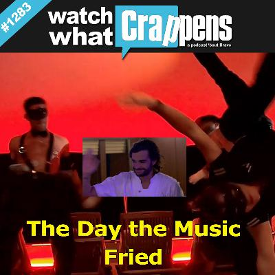 Below Deck Med: The Day the Music Fried