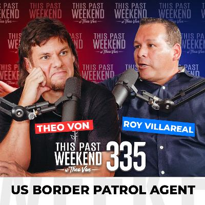 E335 US Border Patrol Agent