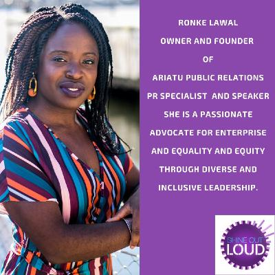 Putting the Best Brand of You forward with BME PR Specialist Ronke Lawal