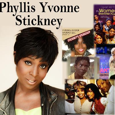 Harvey Brownstone Interviews Phyllis Yvonne Stickney, Actress, Comedienne, Writer, Director And Humanitarian