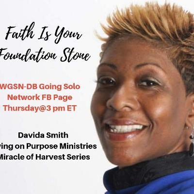 Faith Is Your Foundation Stone