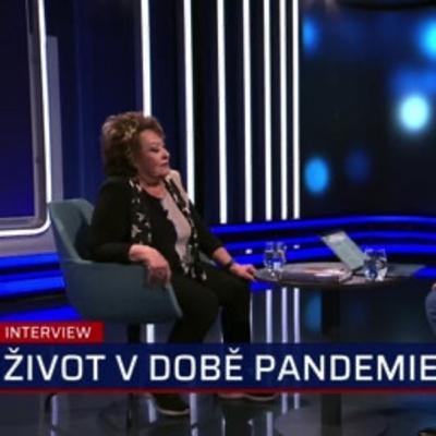 Interview 5.4.2021 - Jiřina Bohdalová
