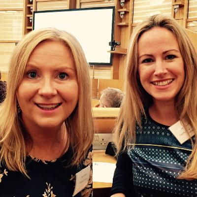 Nikki Slowey & Lisa Gallagher: Transforming the way we work