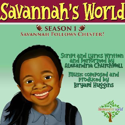 Savannah's World Welcome