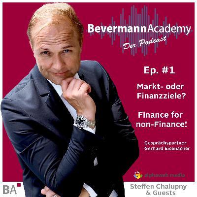 Markt- oder Finanzziele? Finance for non-Finance!