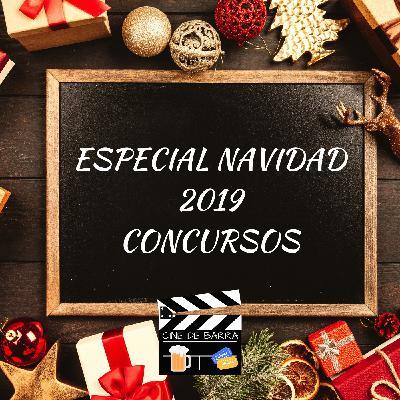 Cine de barra 4x07 - Especial Navidad 2019 y concursos