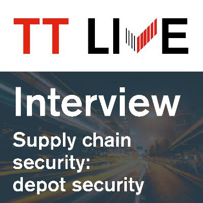 Supply chain security interview series: depot security