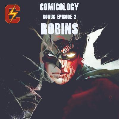 Bonus Episode - Robins   رابینها