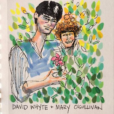 David Whyte's mother, the lyrical Mary O'Sullivan, whose love radiated like the sun itself.