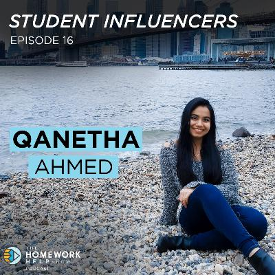Qanetha Ahmed Shares MCAT Tips, Adventures in Medical School, and More | Student Influencers EP 16