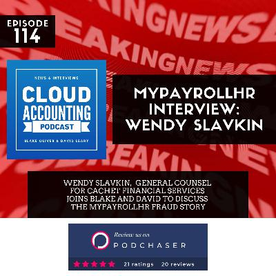 Going deep on the MyPayrollHR fraud with Wendy Slavkin of Cachet Financial Services