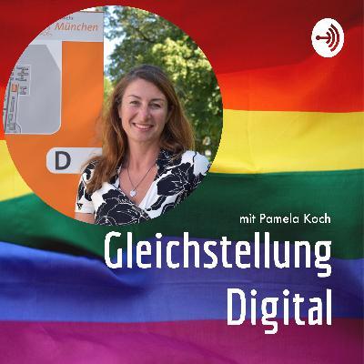#3 Pamela Koch, zivile Gleichstellungsbeauftragte der Universität der Bundeswehr München