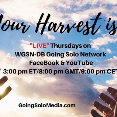 Your Harvest Is Here! with Davida Smith