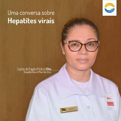 #24: Uma conversa sobre Hepatites Virais