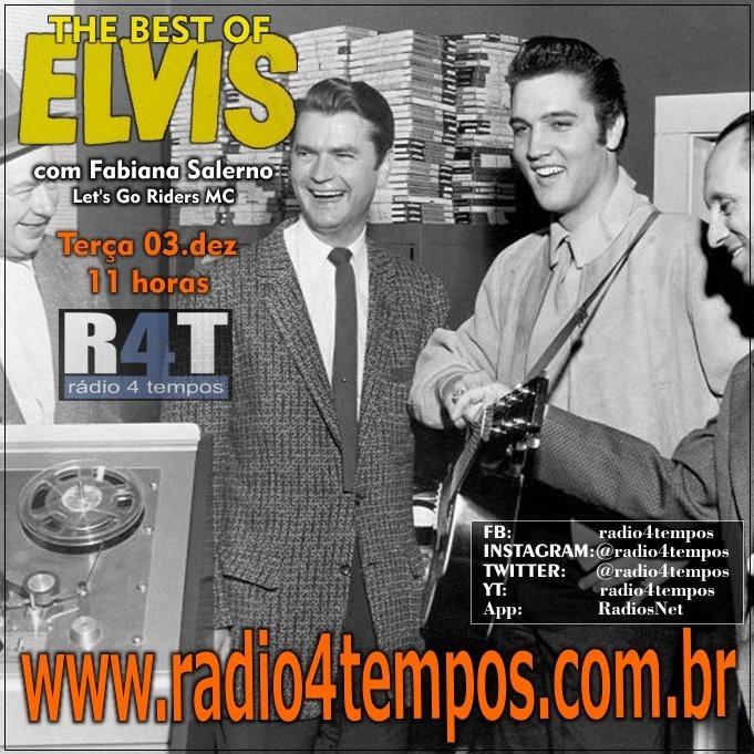 Rádio 4 Tempos - The Best of Elvis 91:Rádio 4 Tempos