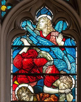 Abbeycast - 'Angels ascending and descending': A podcast for St Michael and All Angels